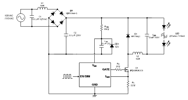 design guide for led lighting controller xc9401 2  9